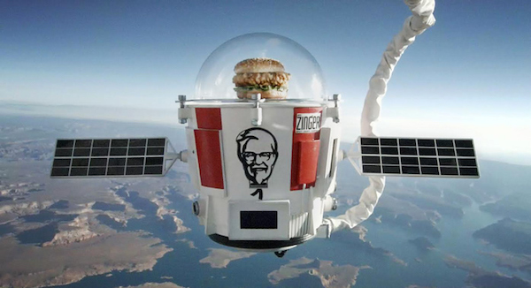 kfc-zinger-01-launches-chicken-sandwich-to-stratosphere-designboom-02
