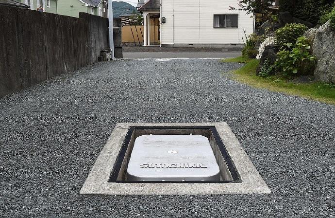 日本公司开发家用小型地震避难所