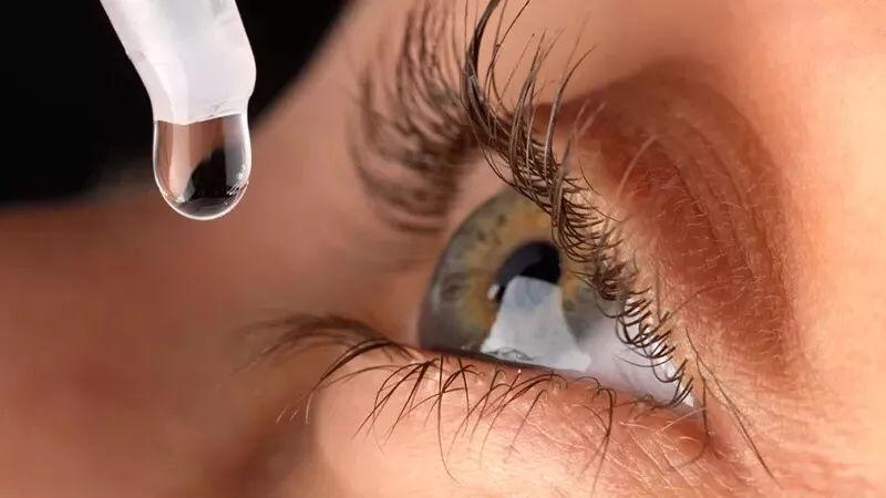 Nanodrops可以治疗近视的纳米眼药水 滴一滴恢复视力