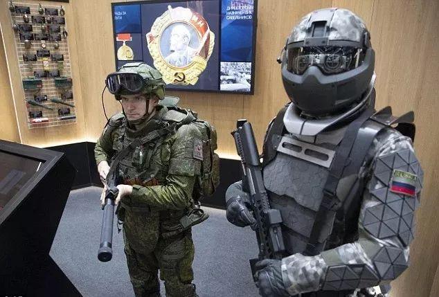 俄罗斯研发出超级盔甲套装 Ratnik-3,堪比现实版钢铁侠