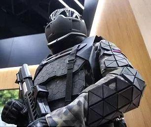 俄罗斯研发出超级盔甲套装 Ratnik-3,堪比现实版钢铁侠-玩意儿