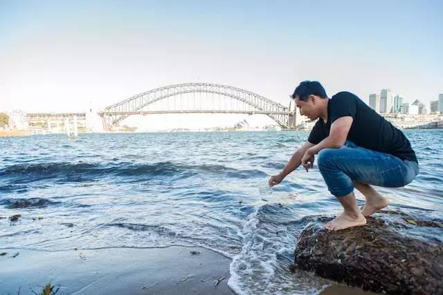 Graphair过滤膜,可将海水过滤成淡水-玩意儿