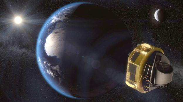 系外行星大气层中首次发现水,110光年外超级地球或适合生命存在