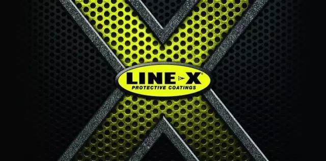 LINE-X黑科技涂料,喷上后防爆防弹坚硬如钢铁