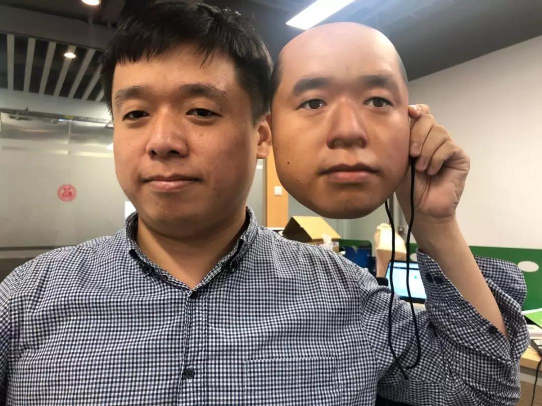 用人脸面具就能盗刷你的钱?微信紧急回应!