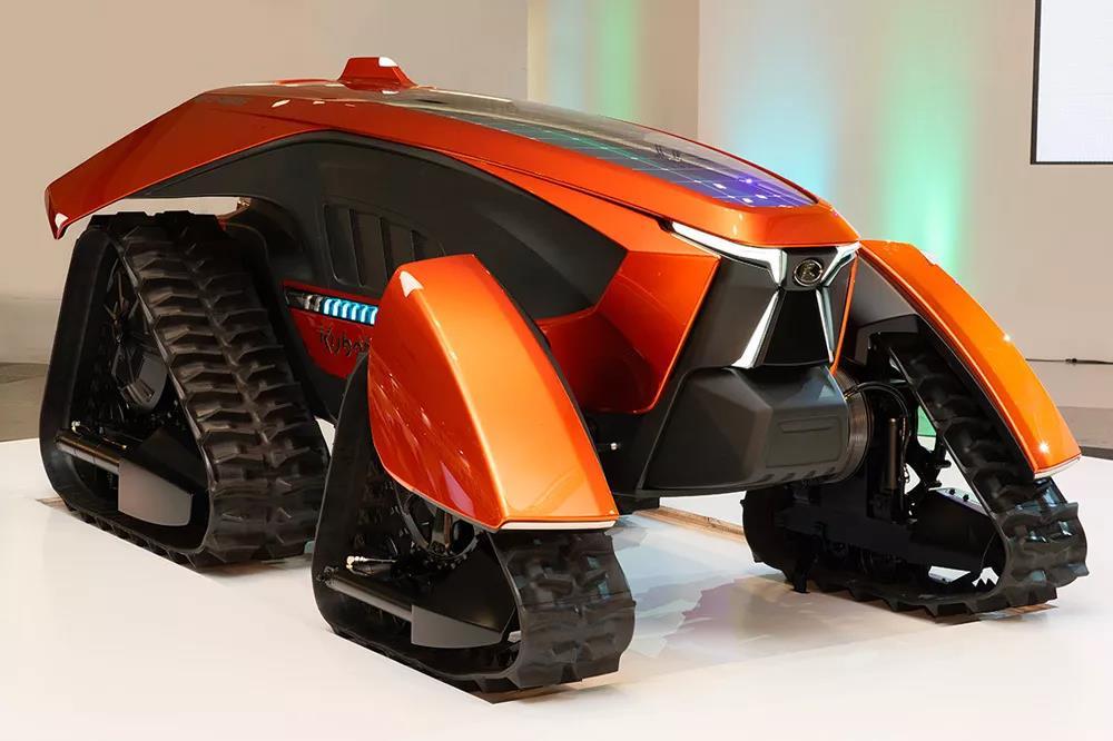 日本推出智能拖拉机,高科技耕田不是梦