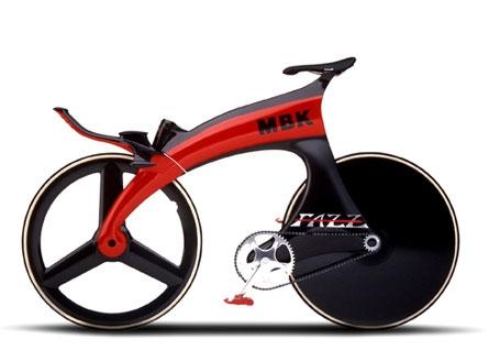 超强自行车