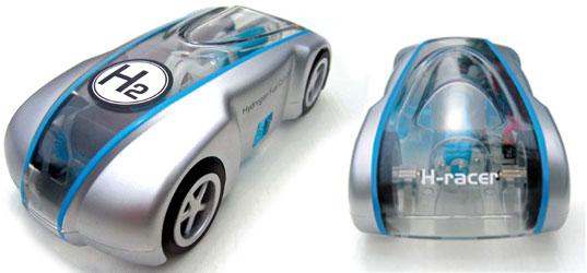 氢燃料动力玩具车