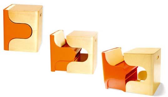 儿童积木桌椅