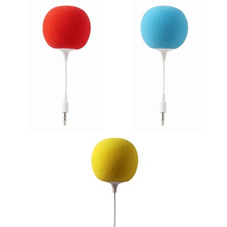 _球状手机音箱-产品详情-玩意儿