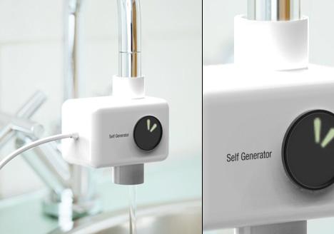 _微型自来水发电机-产品描述-玩意儿