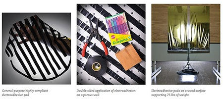 _超级爬墙机械臂-产品描述-玩意儿
