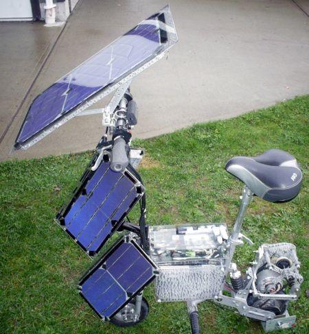 _太阳能电动车-详细描述-玩意儿