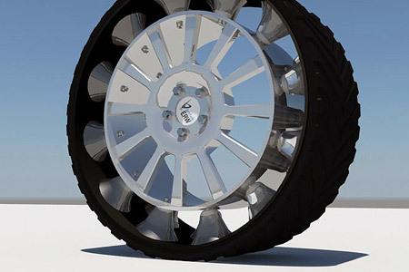 _无空气轮胎-内容详情-玩意儿