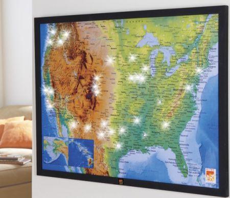 _led灯地图-具体内容-玩意儿