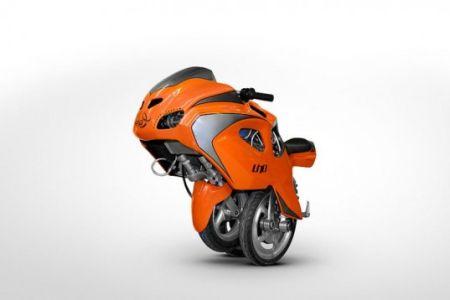 变形摩托车