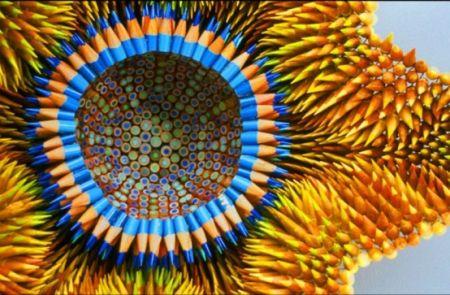 铅笔雕塑艺术