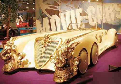 世界上最贵的车排行 高清图片
