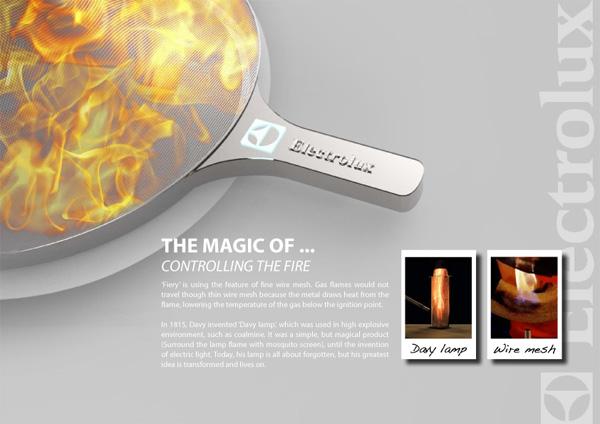 可以火烧食物的安全锅-玩意儿