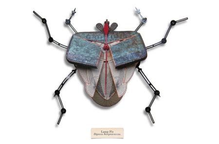创意金属昆虫-产品描述-玩意儿