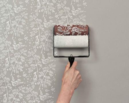 花纹墙壁粉刷-具体内容-玩意儿