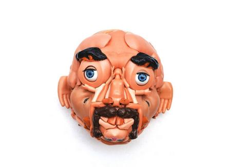 恶心的娃娃脸创作-产品详情-玩意儿