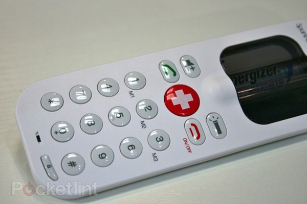可供电15年的急救手机-内容详情-玩意儿