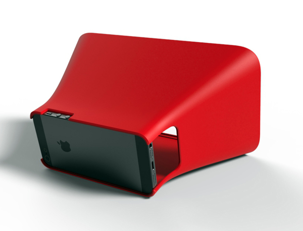 iPhone5屏幕放大器