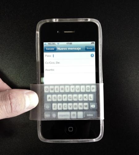 带实体键盘的IPhone手机套-详细描述-玩意儿