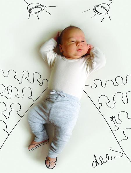 小宝宝也有大理想-内容详情-玩意儿