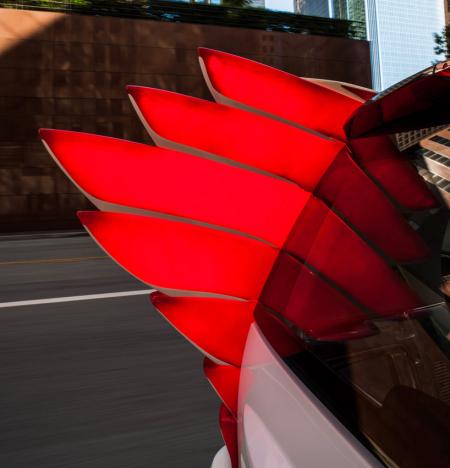 带翅膀的精灵版smart-内容详情-玩意儿