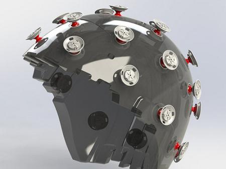 新型摩托车头盔