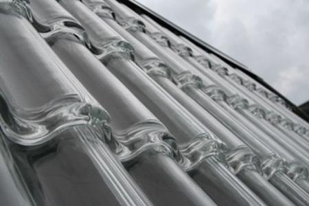 高效玻璃瓦热水系统-具体内容-玩意儿