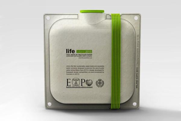 再生纸水壶-Life-内容详情-玩意儿