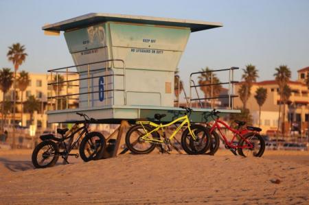 电动宽胎自行车-产品详情-玩意儿