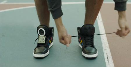 google会说话的智能平板鞋-详细描述-玩意儿