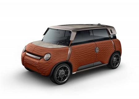 丰田随意换壳概念车-具体内容-玩意儿