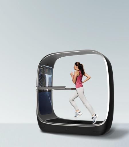 互动虚拟场景跑步机-产品详情-玩意儿