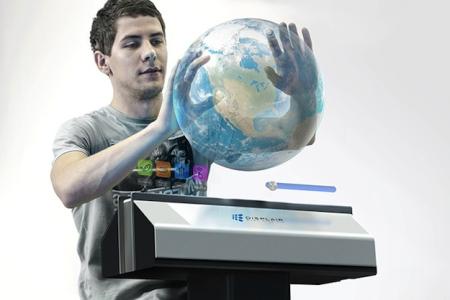 空气触摸技术-具体内容-玩意儿