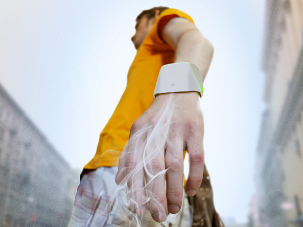 手戴式空气清新器-内容详情-玩意儿