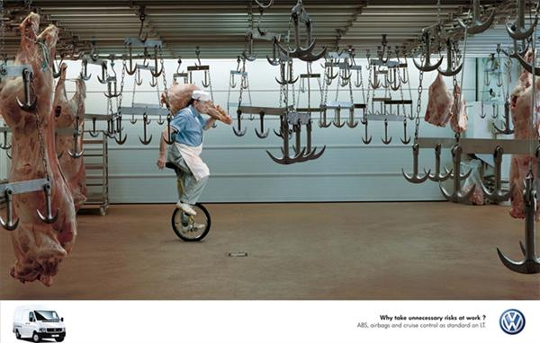 疯狂的创意广告组图-产品详情-玩意儿