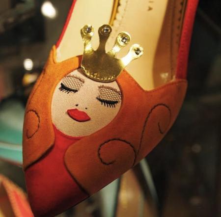 童话主题高跟鞋-具体内容-玩意儿