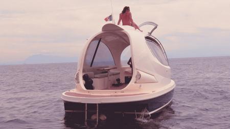 精致胶囊小游艇-具体内容-玩意儿