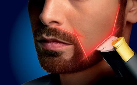 飞利浦带激光指示双头剃须刀-内容详情-玩意儿