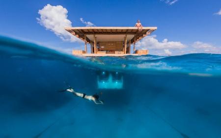 海中漂浮度假宾馆-具体内容-玩意儿