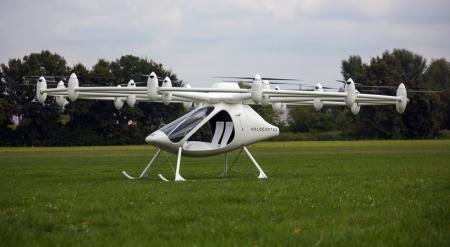 世界首架电动直升机-产品详情-玩意儿
