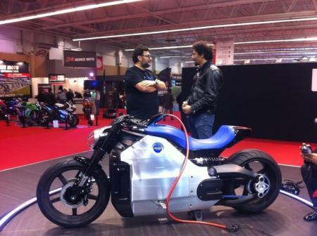 全球最牛电动摩托车