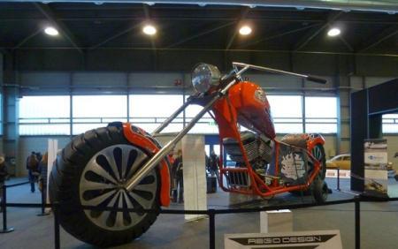 全球最大的摩托车-具体内容-玩意儿