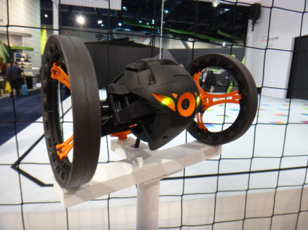 Parrot公司超级玩具—无人机与跳跳车-内容详情-玩意儿