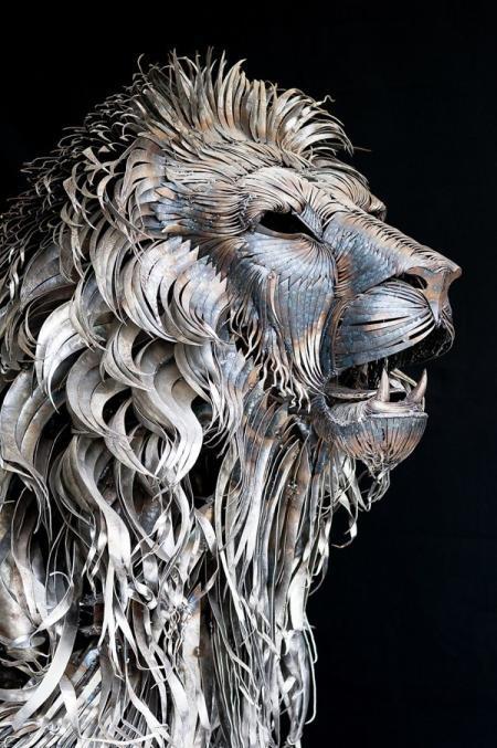 威猛钢铁雄狮-内容详情-玩意儿